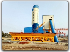 China 120m3/h Ready Mixed Concrete Mixing Plant Manufacturer,Supplier