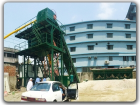 China 90m3/h Concrete Mixing Plant Manufacturer,Supplier